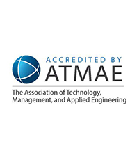 Accredited by ATMAE - The Association of Technology, Management, and Applied Engineering