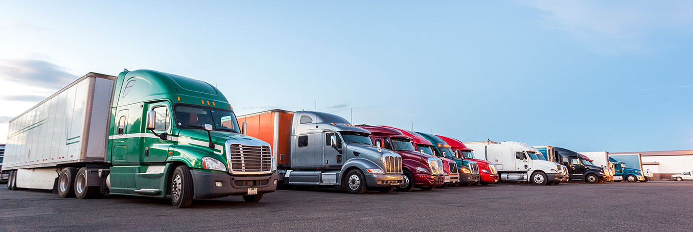 Large trucks