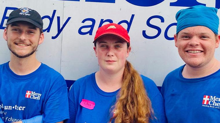 Hurricane Laura Mercy Chefs