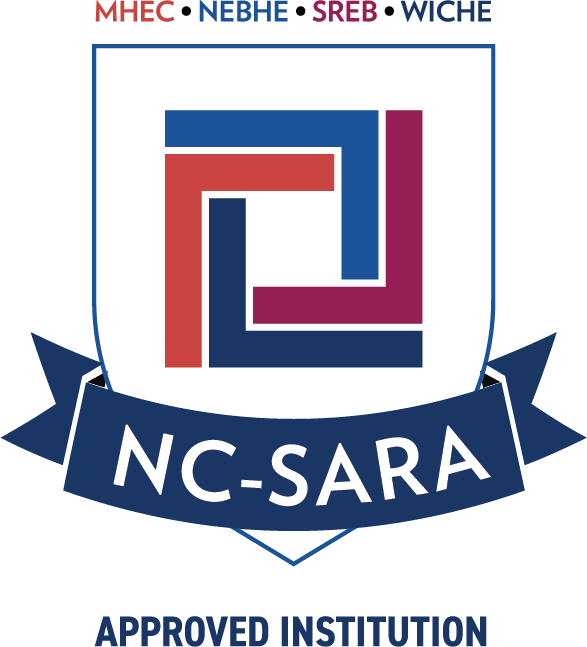NC-SARA Approved Institution Seal
