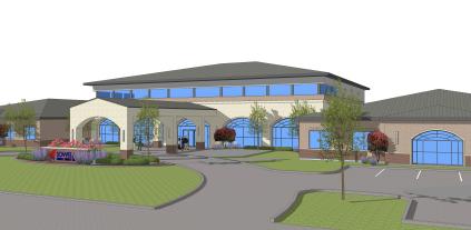 New Hospitality Facility