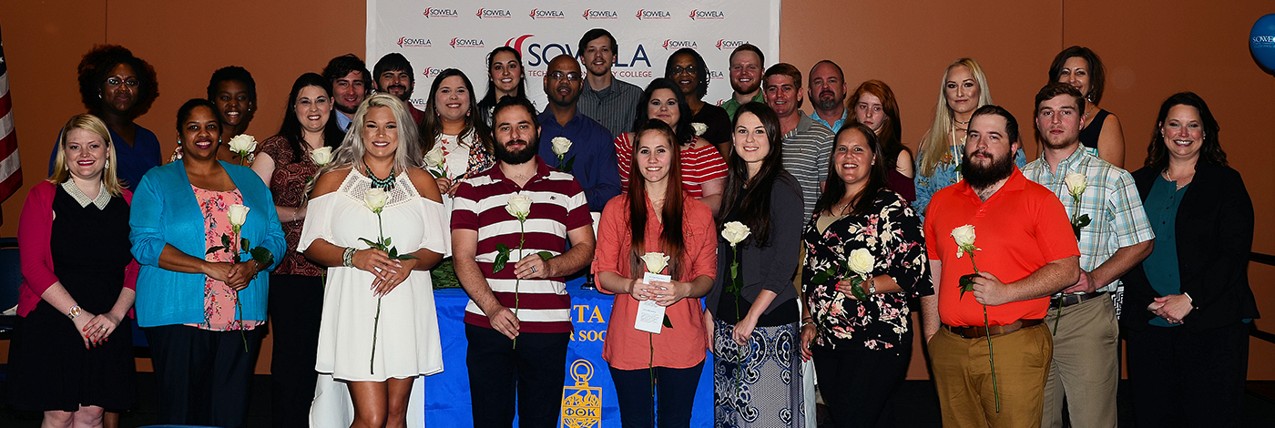Phi Theta Kappa Induction Spring 2018