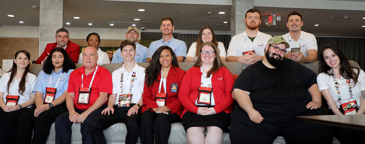 SOWELA Students & Faculty at SkillsUSA National June 2018
